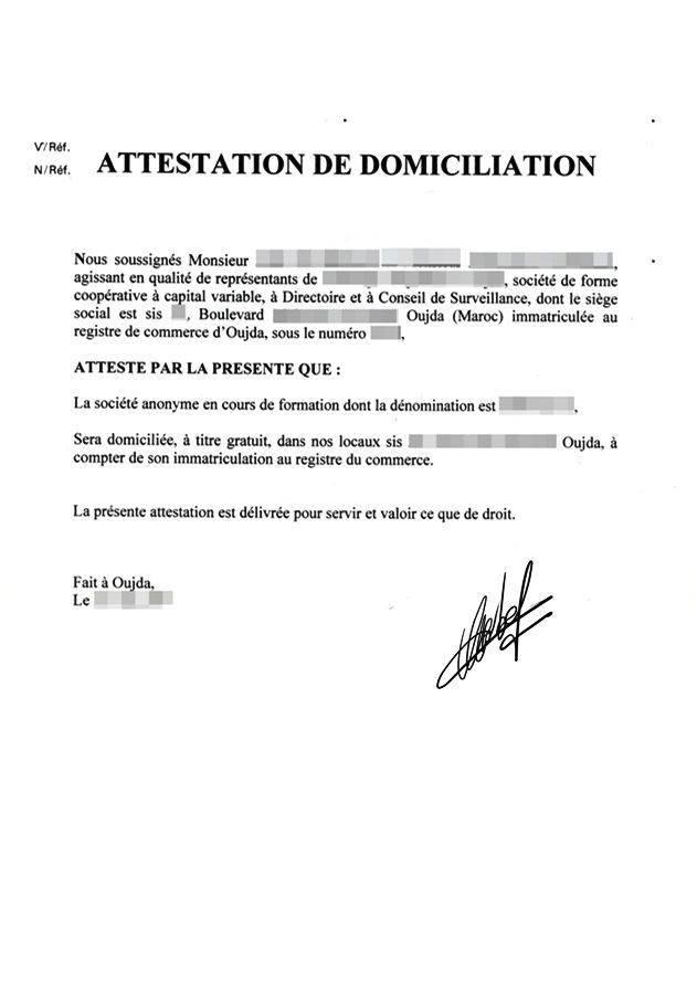 Attestation De Demande De Reduction Sociale Telephonique Caf Modele